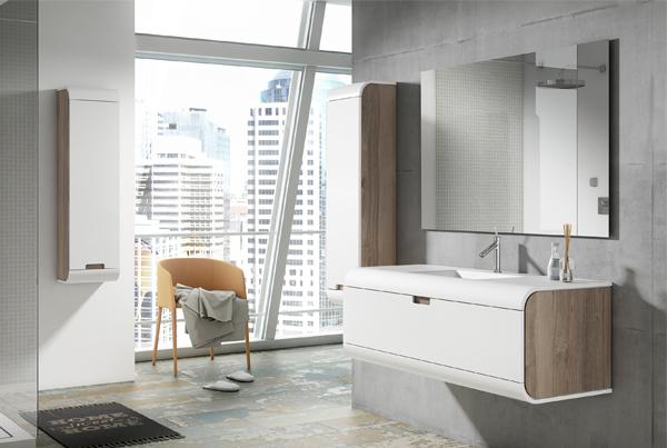 Sunne Bathroom Furniture Range Frontlinebathrooms