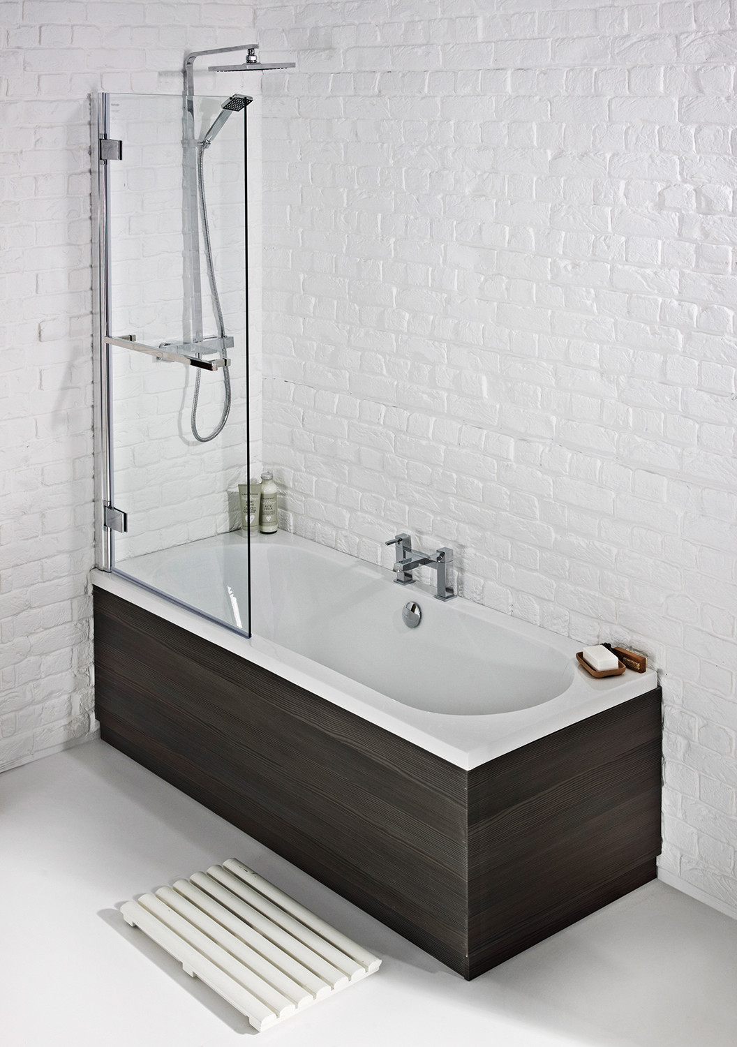 Duo Round Double Ended Straight Bath Frontlinebathrooms Com