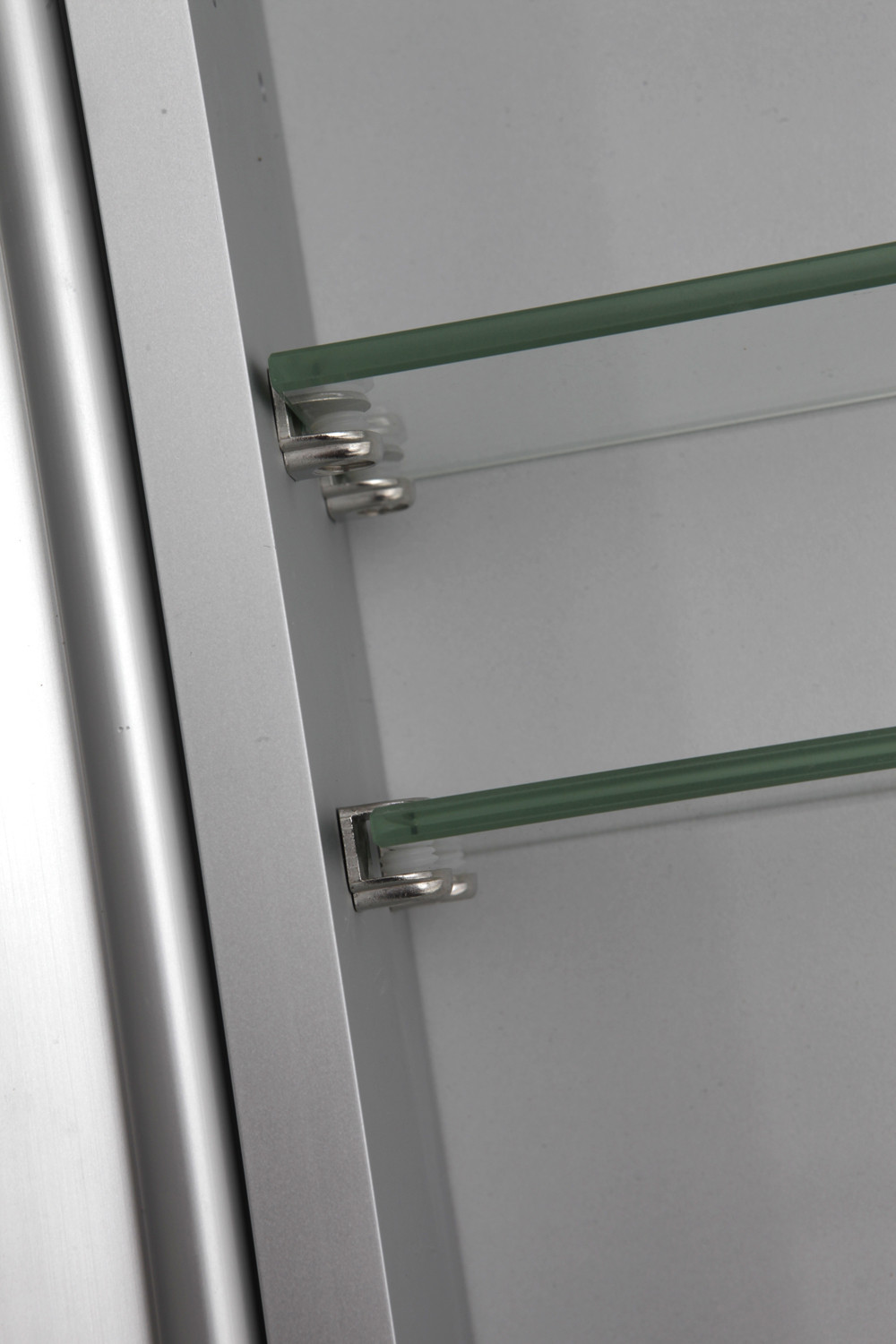 the best attitude bb69c d46f4 Howden 600mm Double Mirrored Cabinet | FrontlineBathrooms.com