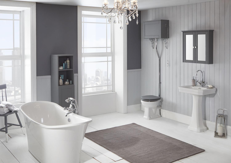 Holborn Complete Bathroom Suite | FrontlineBathrooms.com