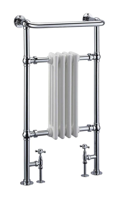 Radley 944 x 493mm Traditional Towel Rail