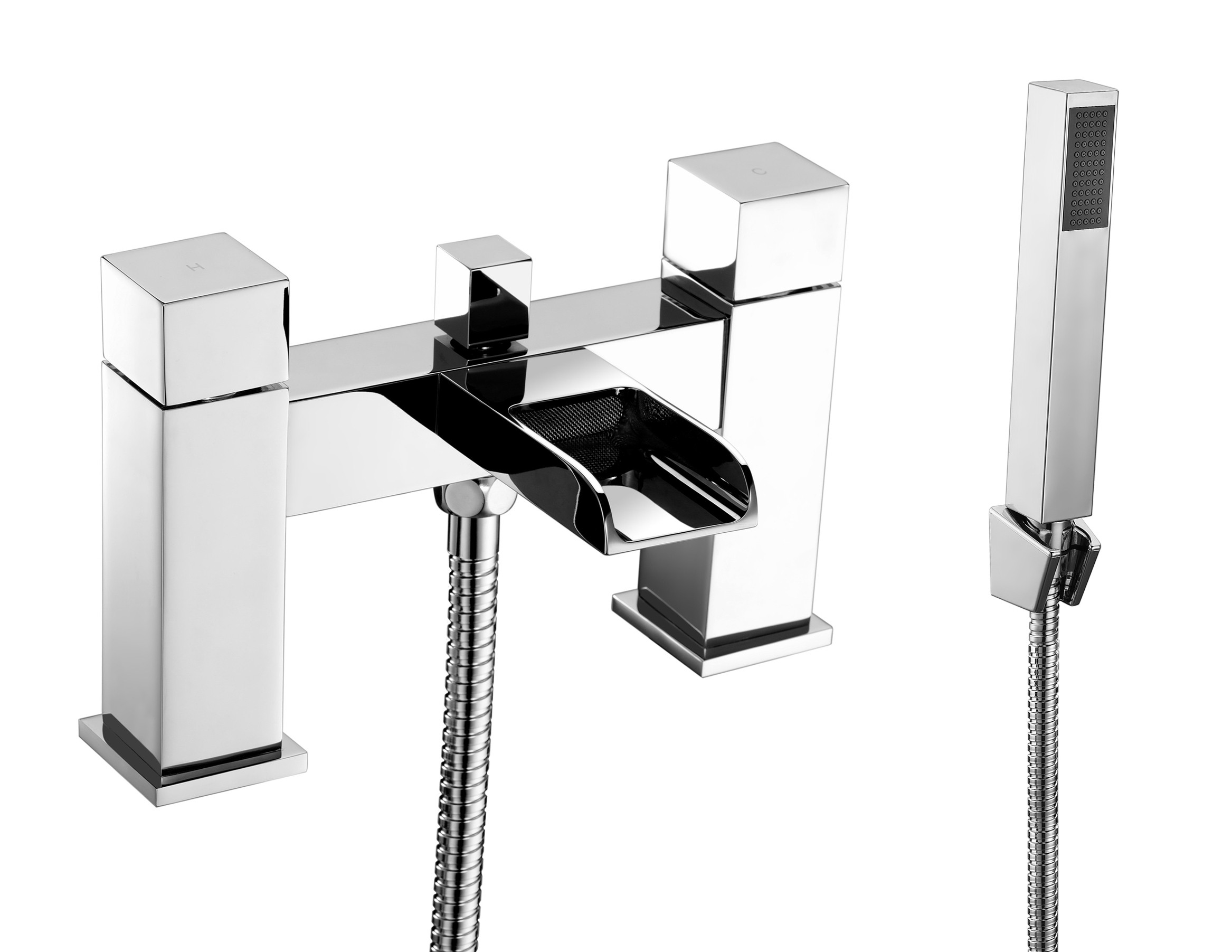 Trac Waterfall Bath Shower Mixer