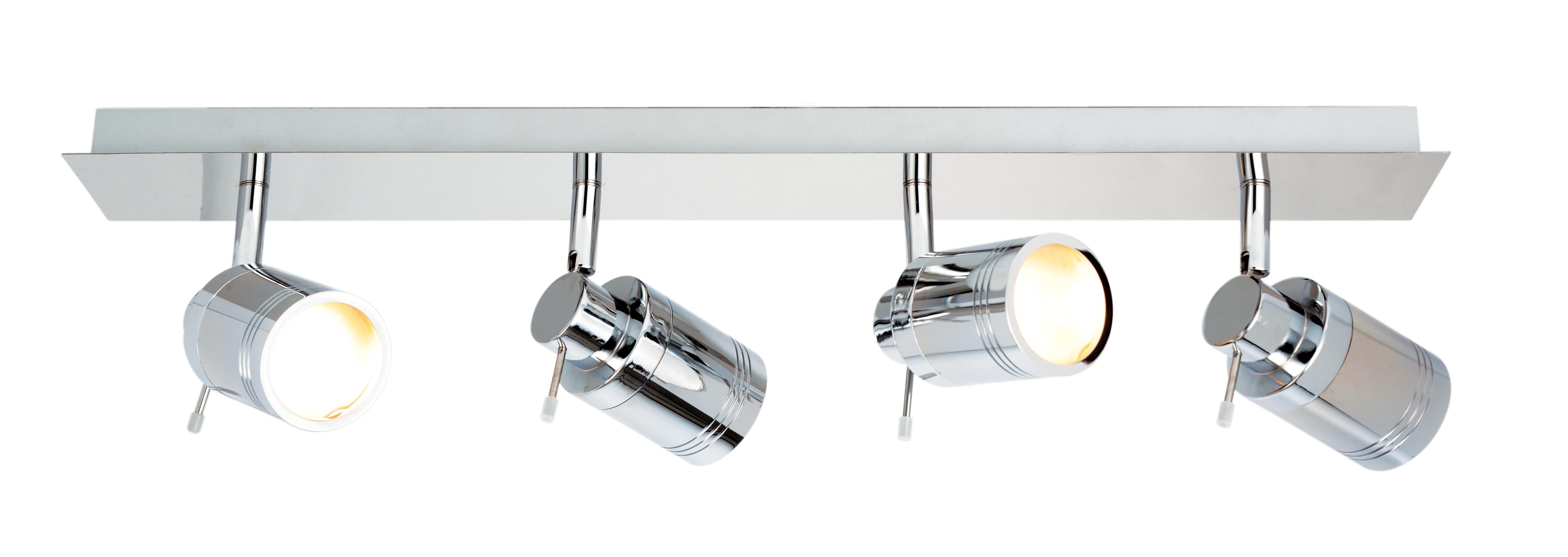 Vivid 4 Light Spotlight Bar