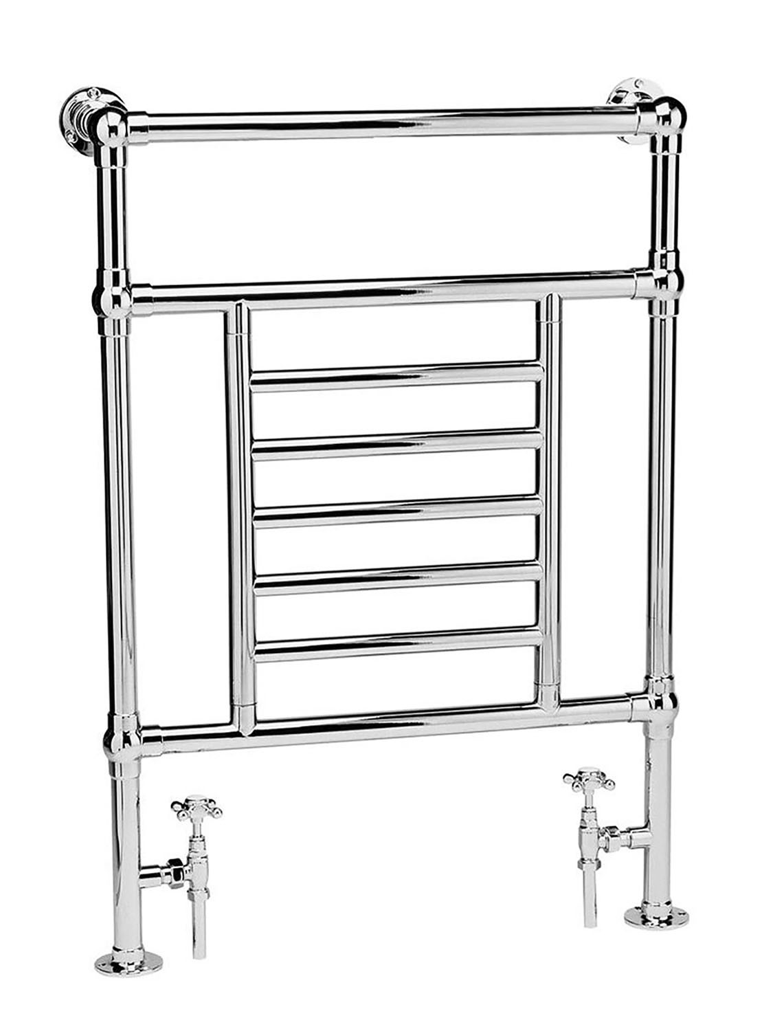 Statton 963 x 673mm Traditional Towel Rail