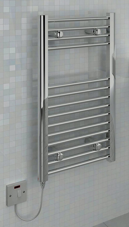 Plane 700 X 400mm Electric Towel Rail Frontlinebathrooms Com