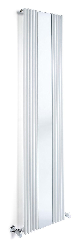 Geneva Designer Radiator - White