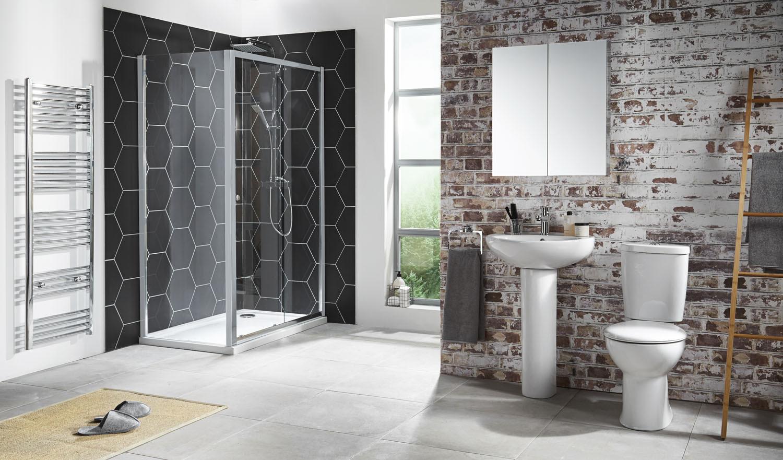 Xclusive Complete Bathroom Suite