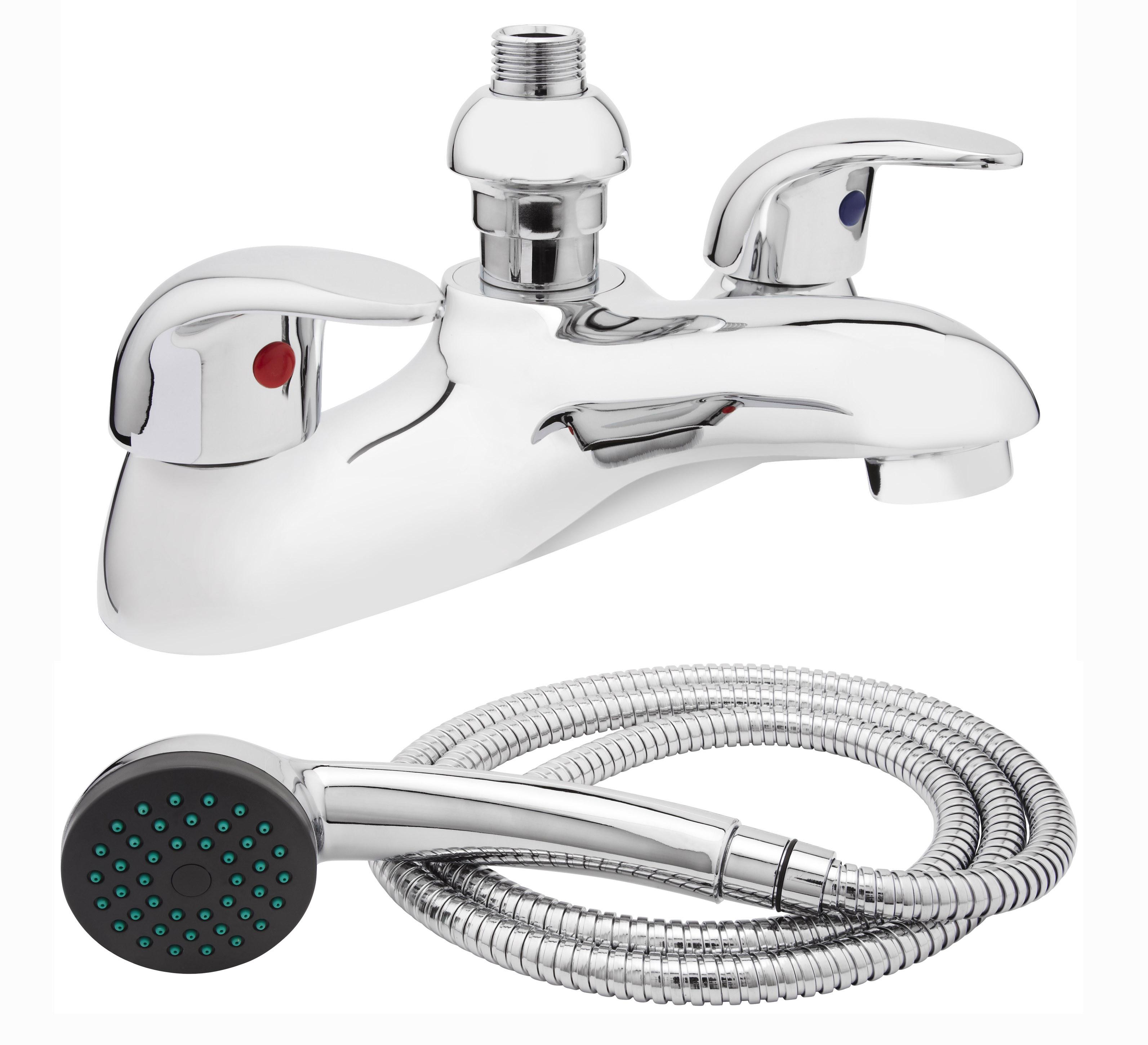 Compact Bath Shower Mixer