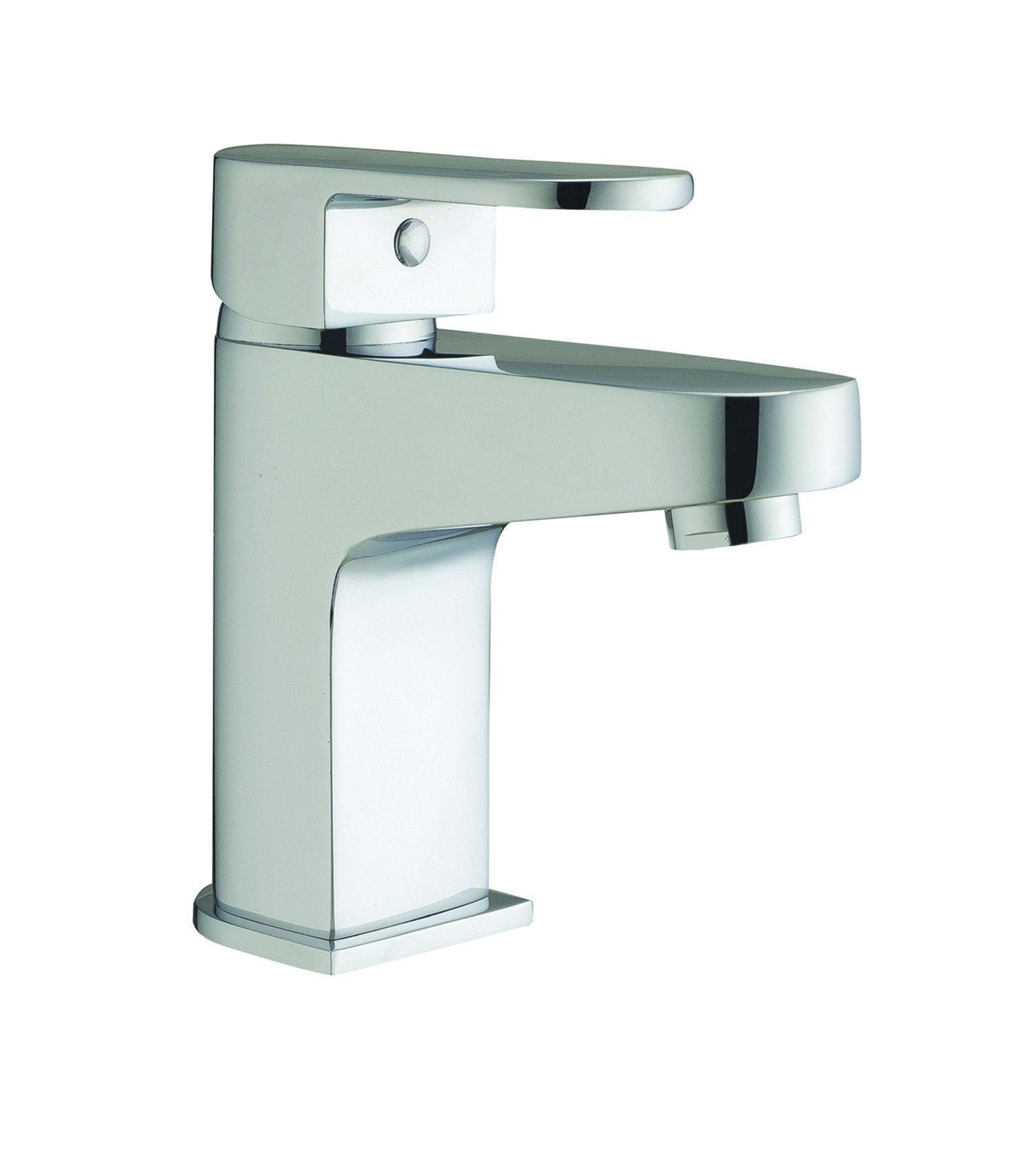 Caprice Basin Mixer with Sprung Waste