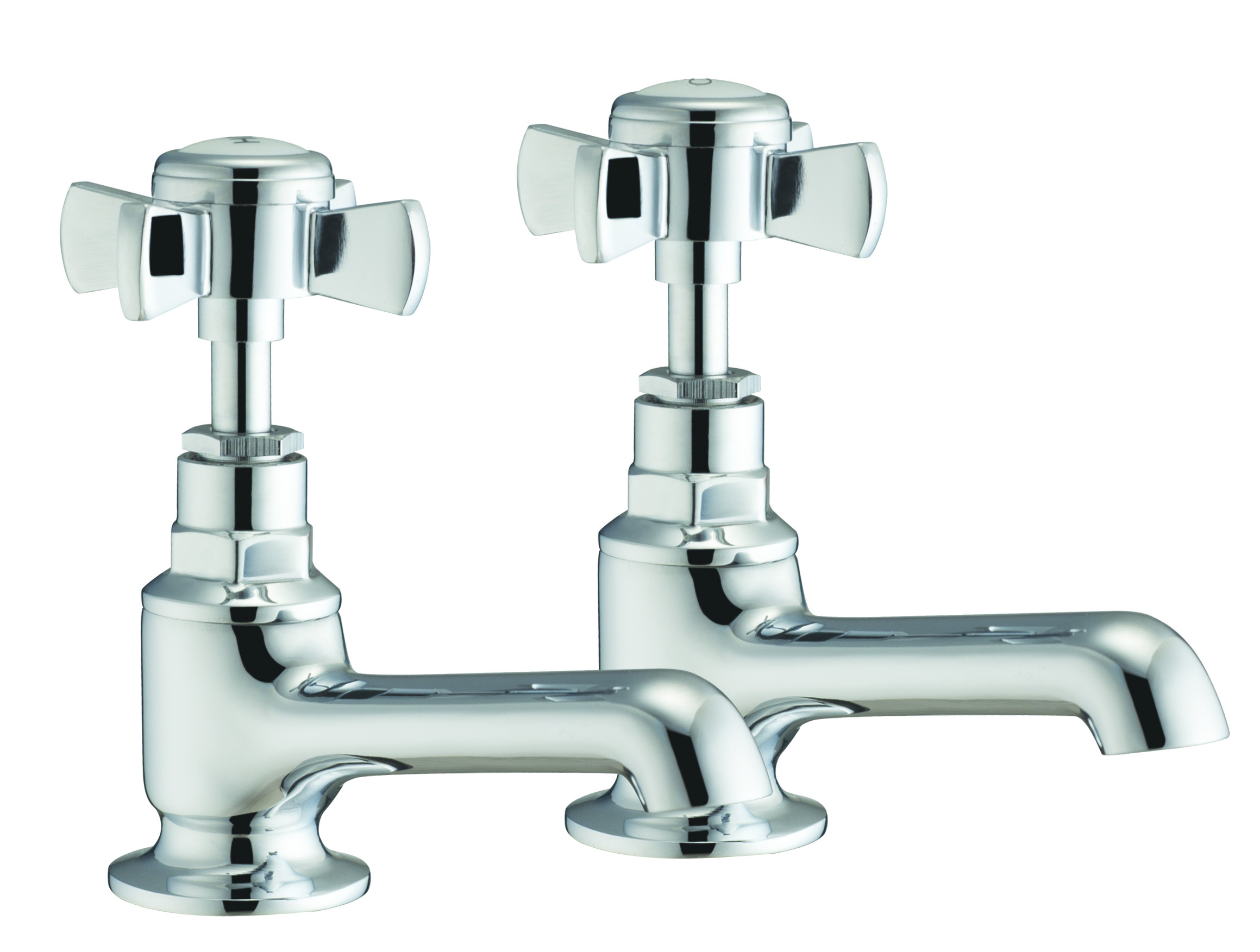 Victorian Single Basin Taps