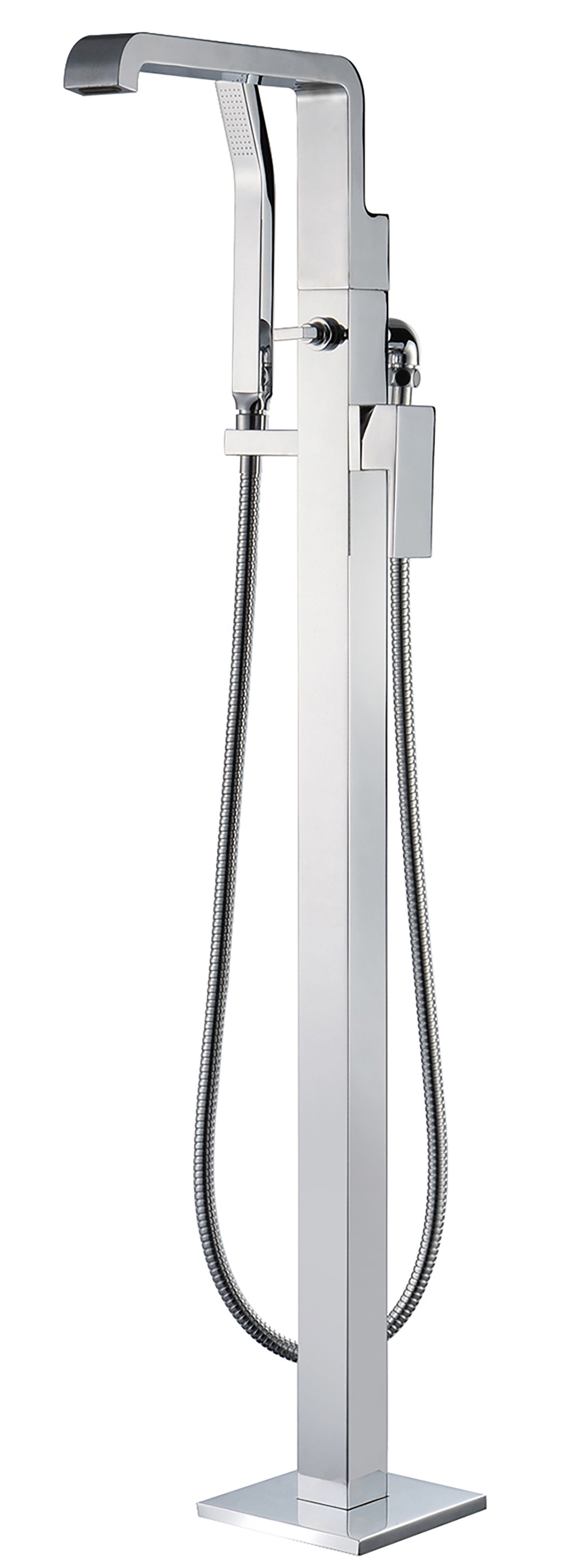 Estrada Freestanding Waterfall Bath Shower Mixer