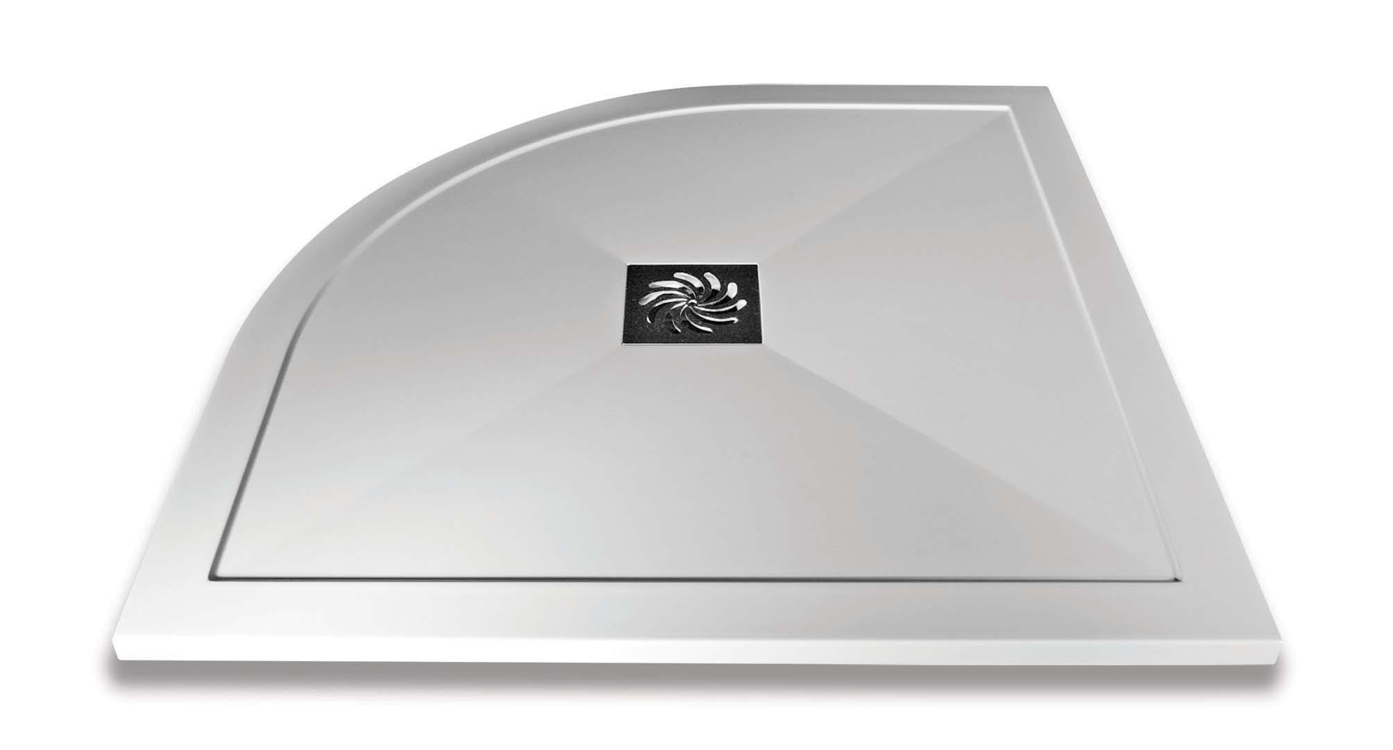 Slimline Quadrant Shower Tray & Waste