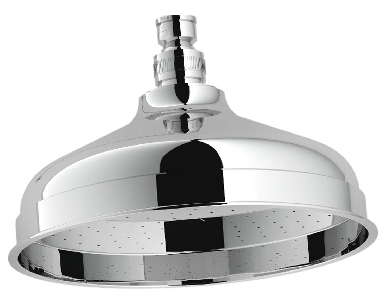 Traditional 200mm Shower Head | FrontlineBathrooms.com