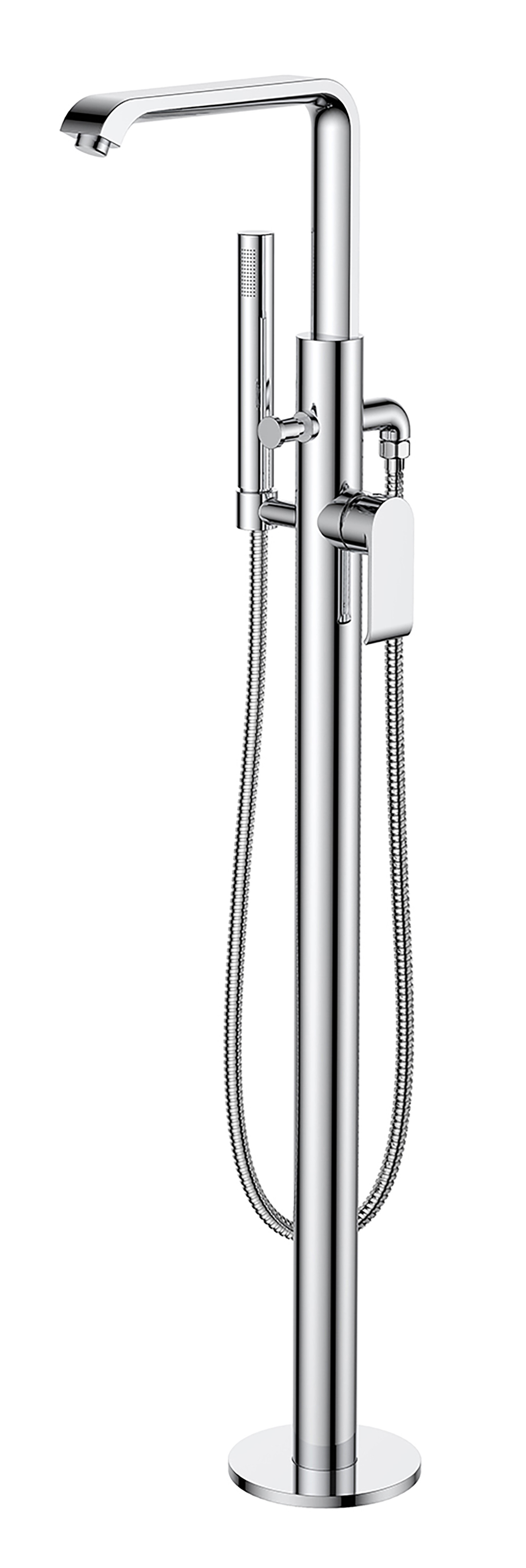 Basque Freestanding Bath Shower Mixer