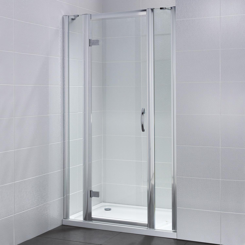 Identiti² 8mm Hinged Semi-Frameless Door