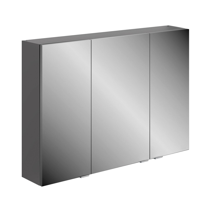 Joy 1000mm 3 Door Mirrored Cabinet | FrontlineBathrooms.com