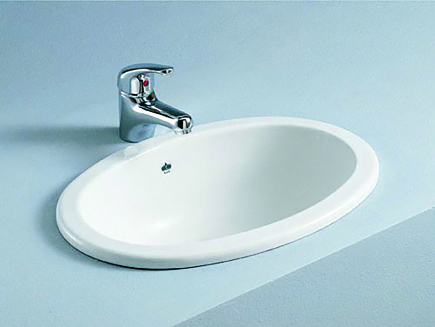Lily 465mm Over-the-Counter Basin
