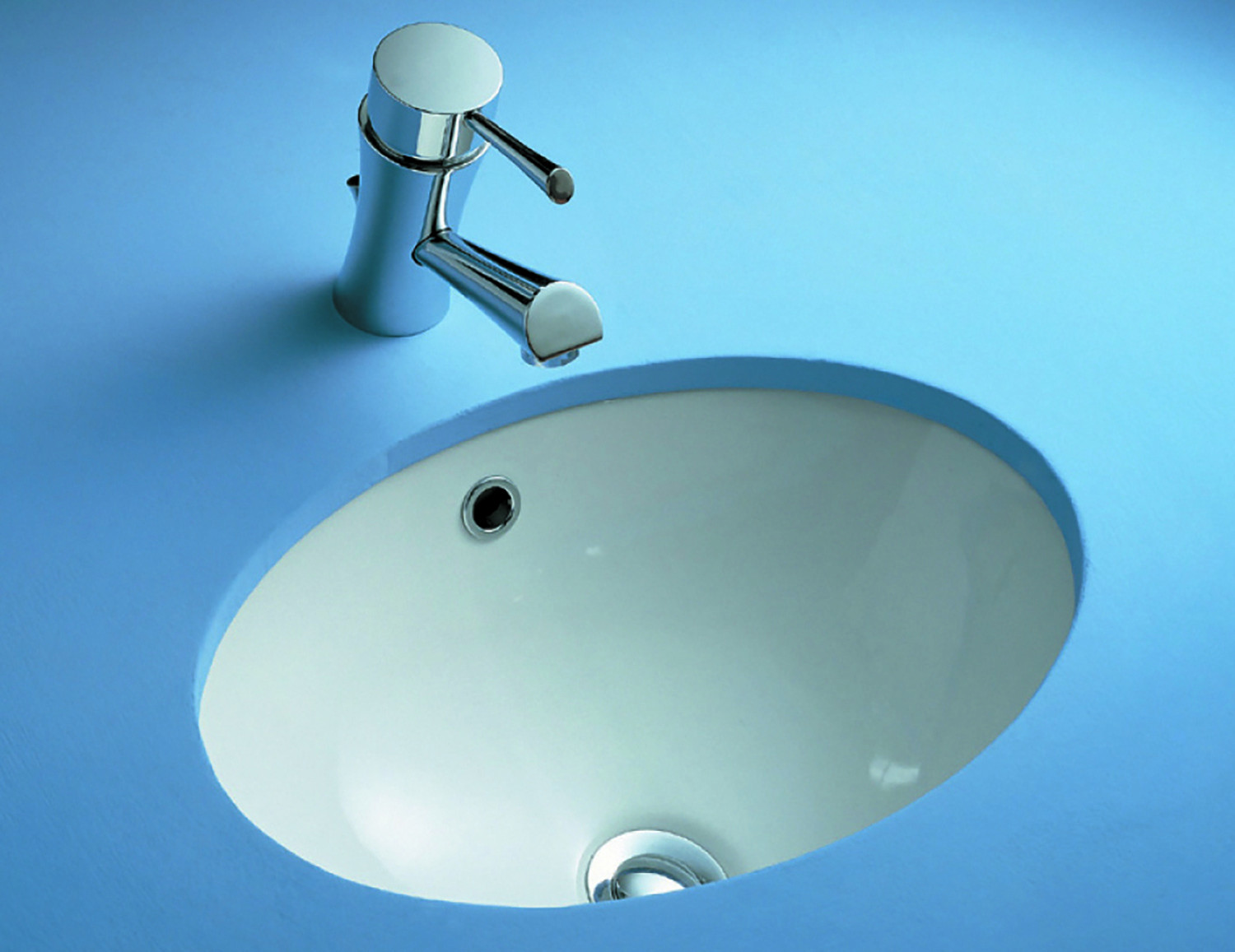 Lily 465mm Under-the-Counter Basin