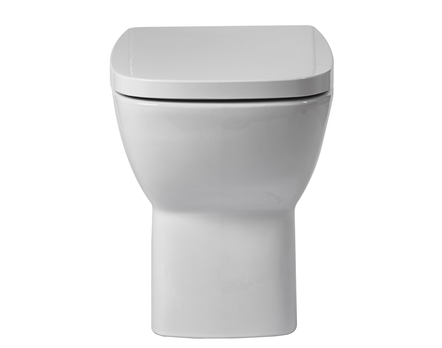 Piccolo Back-To-Wall Toilet with Soft-Close Seat ...