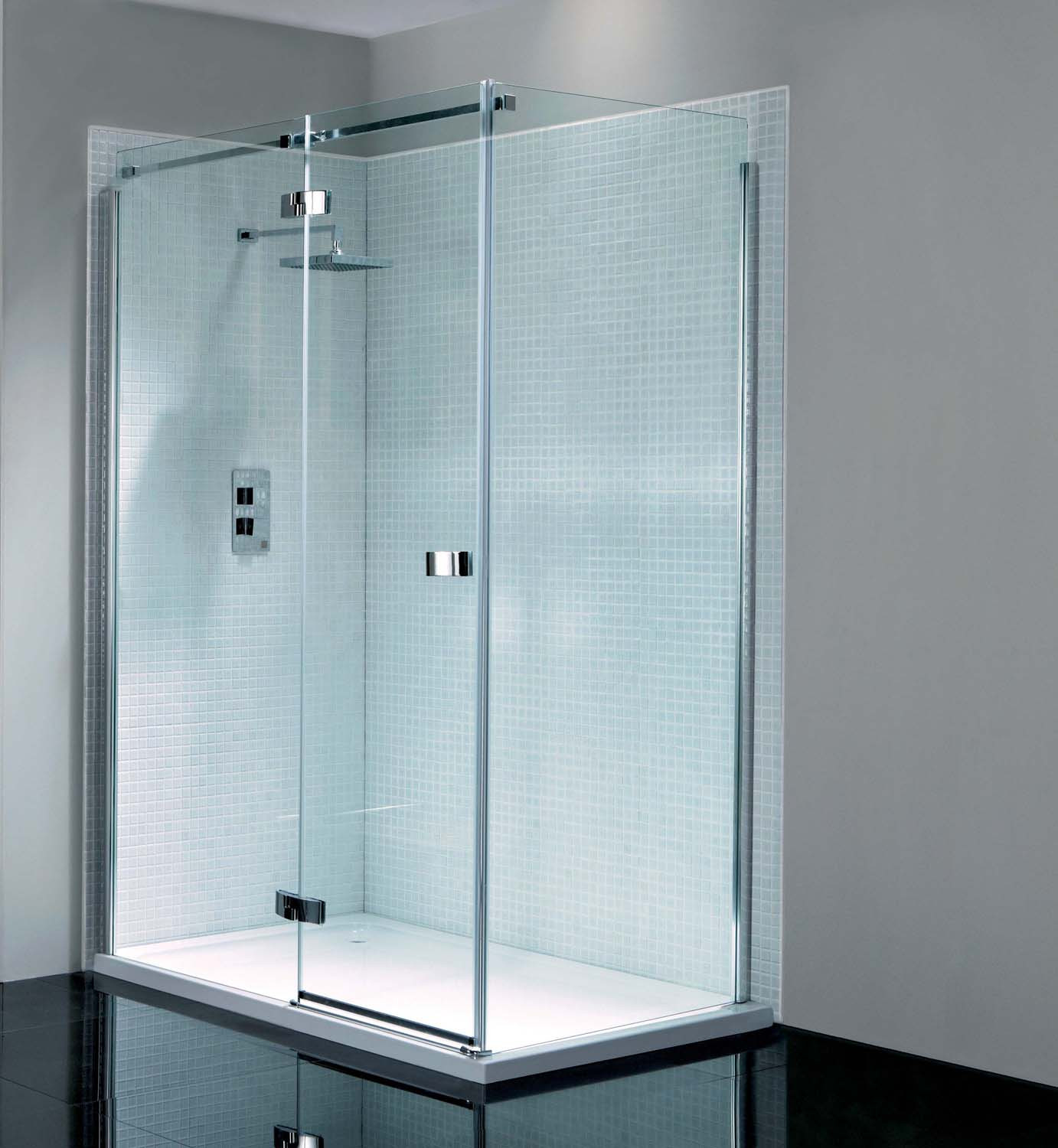 Prestige² 8mm Frameless Side Panel