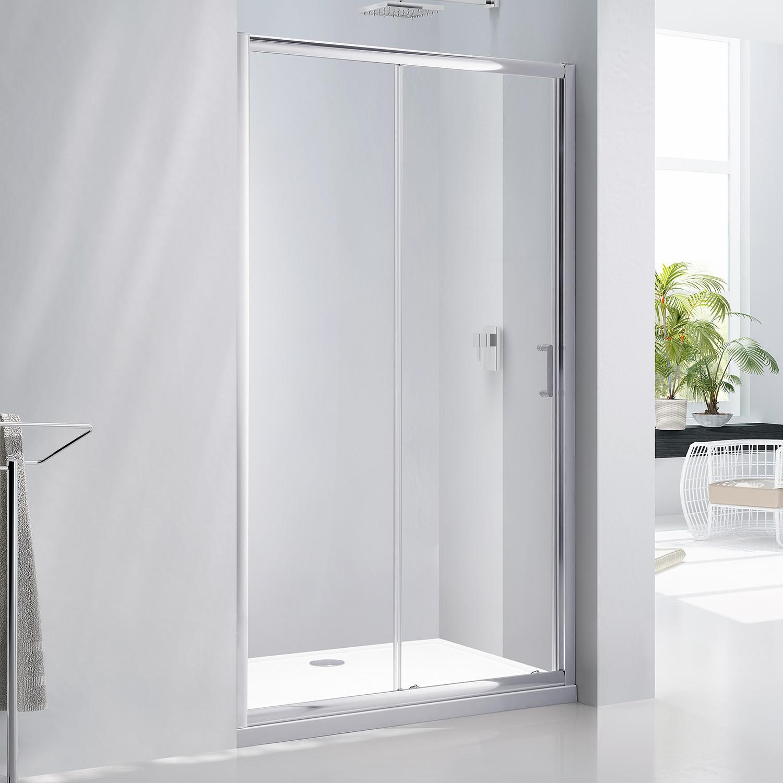 Aquaglass Purity 6mm Sliding Door