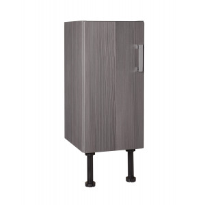 Aquapure Fitted Single Base Cabinet - Avola Grey
