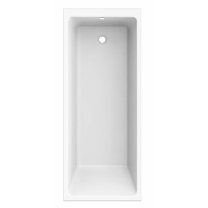 Chic² Square Single-Ended Straight Bath
