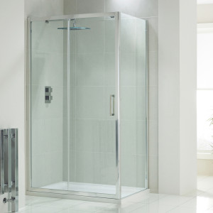 Aquaglass+ Drift 8mm Sliding Door
