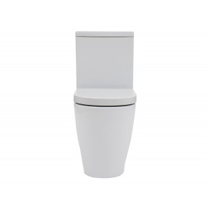 Emme Flush-to-Wall Toilet with Soft-Close Seat