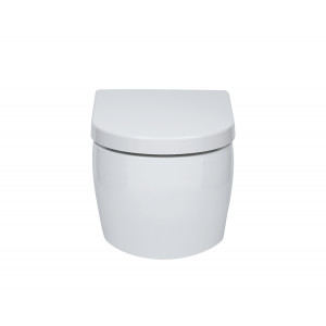 Emme Wall-Hung Toilet with Soft-Close Seat
