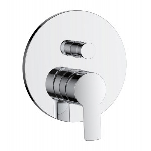 Vido Concealed Shower Valve with 2-Way Diverter