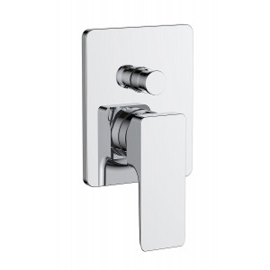 Sabre Concealed Shower Valve with 2-Way Diverter