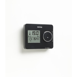 Tempo Digital Programmable Thermostat - Black