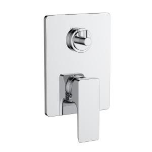 Sabre Concealed Shower Valve with 3-Way Diverter