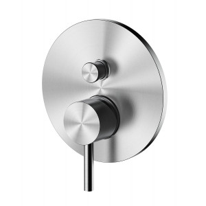 Solito Concealed Shower Valve with 2-Way Diverter