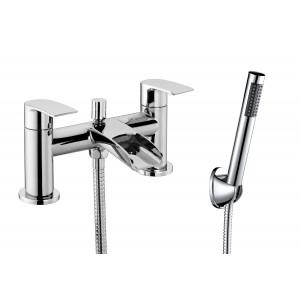 Flo Waterfall Bath Shower Mixer