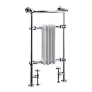 Radley 944 x 493mm Traditional Towel Rail