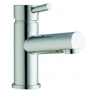 Petit Basin Mixer with Sprung Waste
