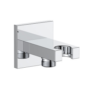 Plaza Outlet Elbow with Parking Bracket
