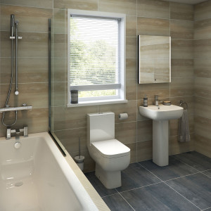 Series 600 Complete Bathroom Suite
