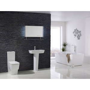 Cubix Complete Bathroom Suite