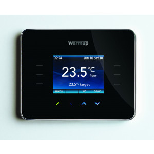 Tempo Digital Thermostat - Black