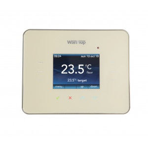 Tempo Digital Thermostat - Classic Cream