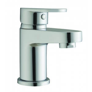 Sphere Mini Basin Mixer with Sprung Waste