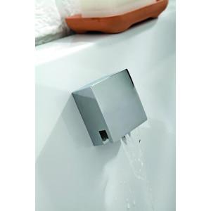 Cube Cascading Bath Filler Spout