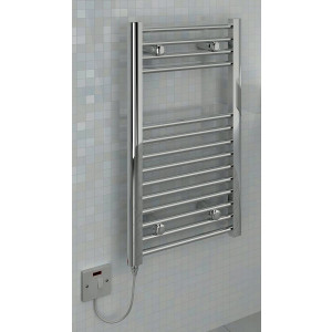 Plane 700 x 400mm Electric Towel Rail