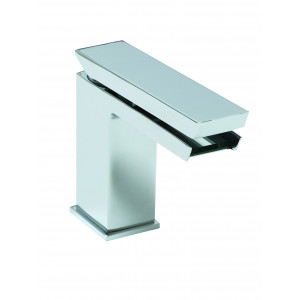 Razor Mini Waterfall Basin Mixer with Open Spout