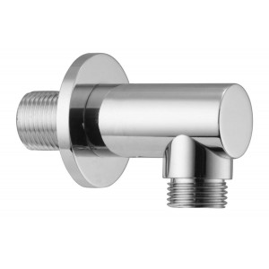Round Outlet Elbow