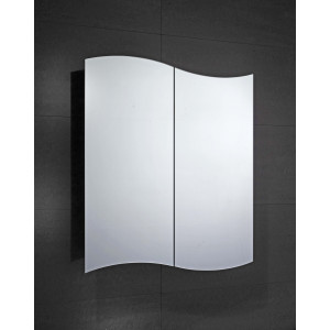 Tide Double-Sided Mirrored Cabinet