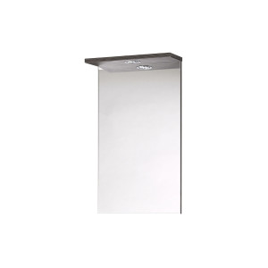 Aquapure Illuminated Mirror - Avola Grey